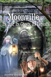 Moonville Tunnel and its Ghosts.